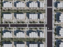 Social Housing in Suburban Areas Emerging Countries
