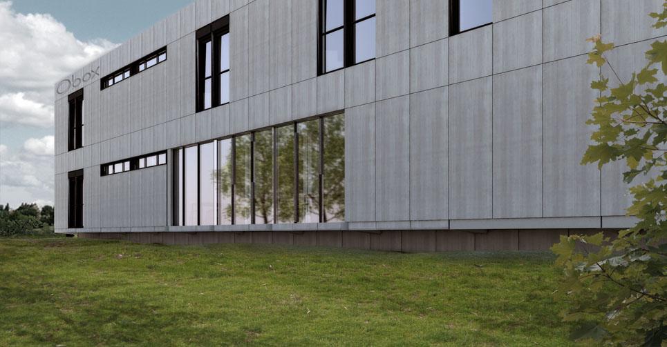 Casas Prefabricadas – Albergue 2