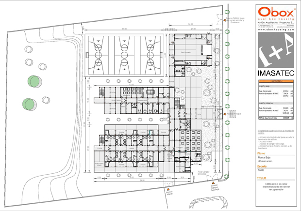 03 Arquitectura Modular - Colegio