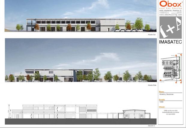 04 Arquitectura Modular - Colegio