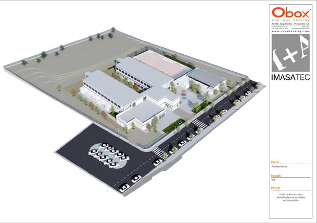 05 Arquitectura Modular - Colegio