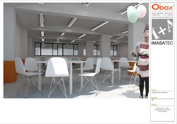 07 Arquitectura Modular - Colegio