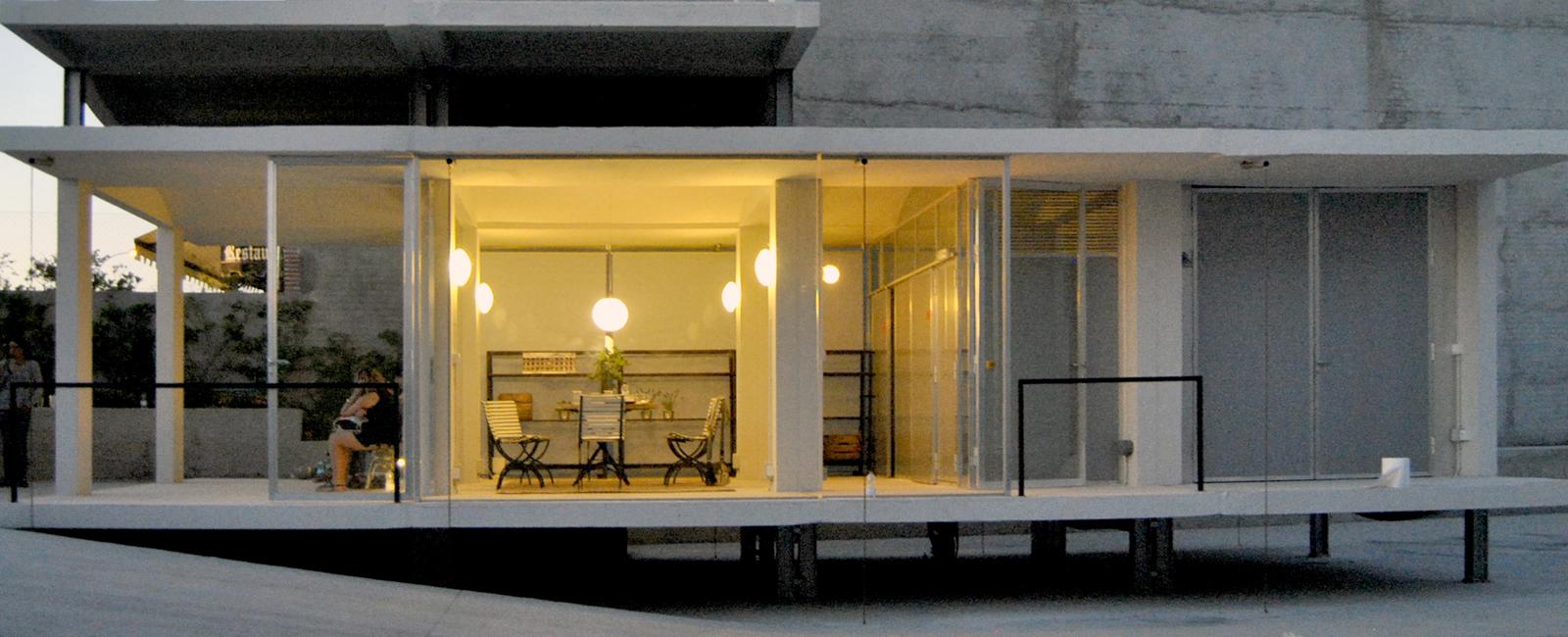 Casas prefabricadas de hormigon originales obox housing for Casas de hormigon asturias