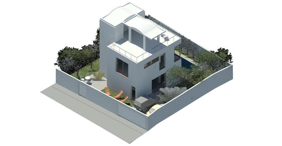 Casa Prefabricada Madrid - Puerta de Hierro - Obox Housing