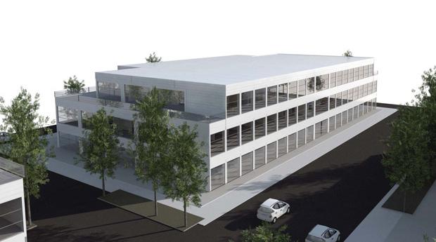 Construccion Industrializada - Oficinas 3