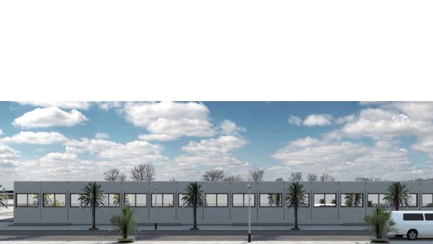 Construccion Industrializada - Oficinas 6