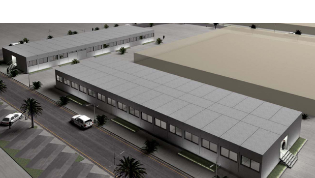 Construccion Industrializada - Oficinas 7