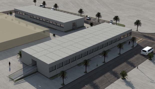 Construccion Industrializada - Oficinas 8