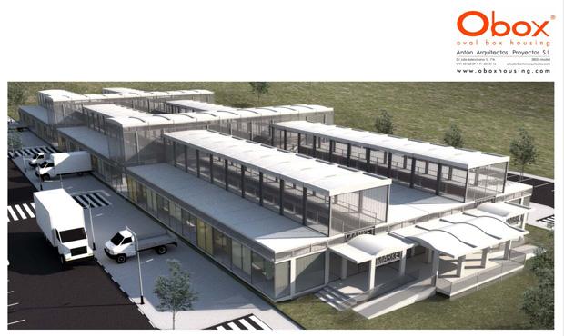 Construccion industrializada - Centros comerciales 1.1