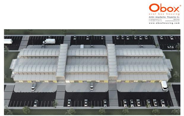 Construccion industrializada - Centros comerciales 2.1