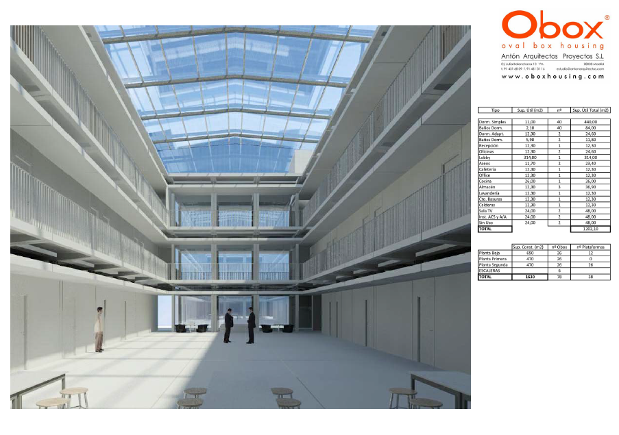Construccion industrializada - Hoteles 12