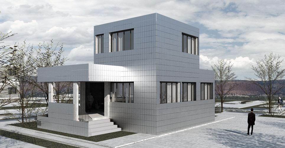 Estructuras metalicas para viviendas tayo u asociados estructura metalica diseos estructuras - Estructura metalica vivienda ...