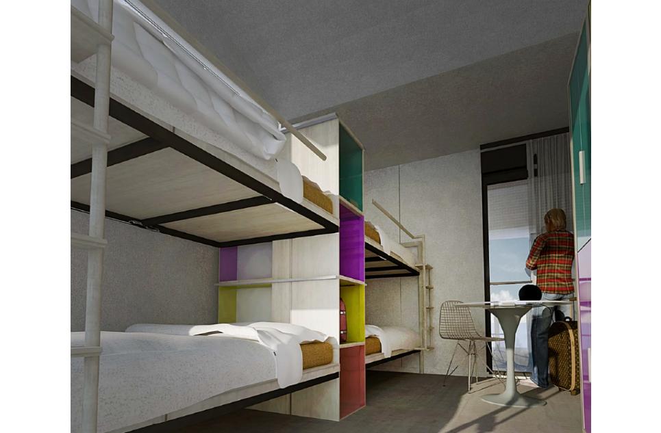 Construcción industrializada hoteles 13