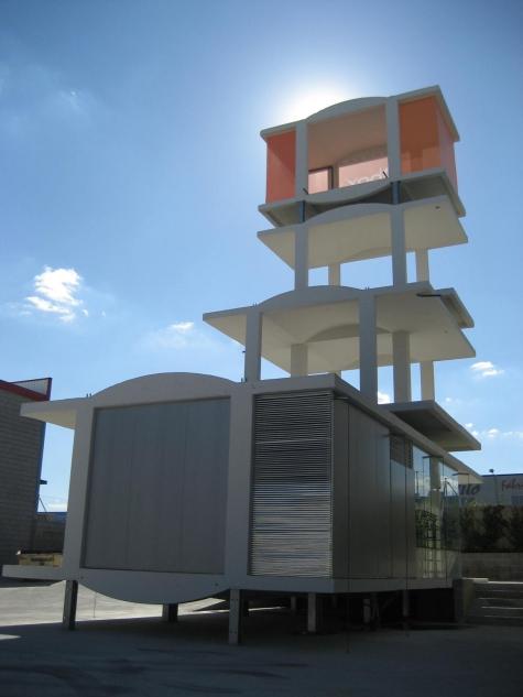 Oferta - Venta de modulos prefabricados Obox 1